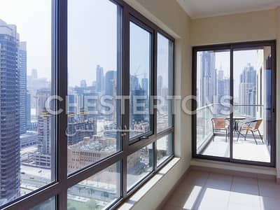 1 Bedroom Flat for Rent in Downtown Dubai, Dubai - Skyline views - Negotiable cheqs & price