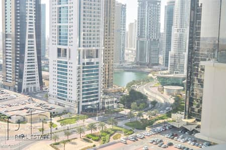 Office for Sale in Jumeirah Lake Towers (JLT), Dubai - Shell and Core with Jumeirah Islands View