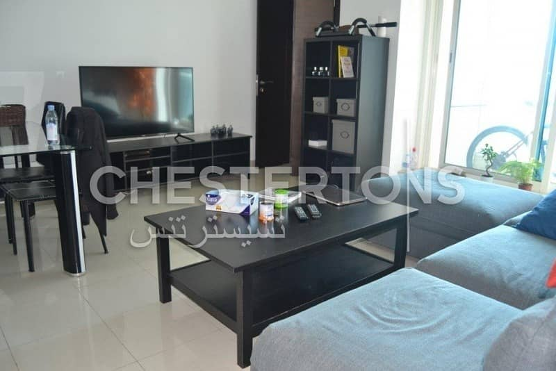 Cheapeast Fully furnished 1 BR with sea view
