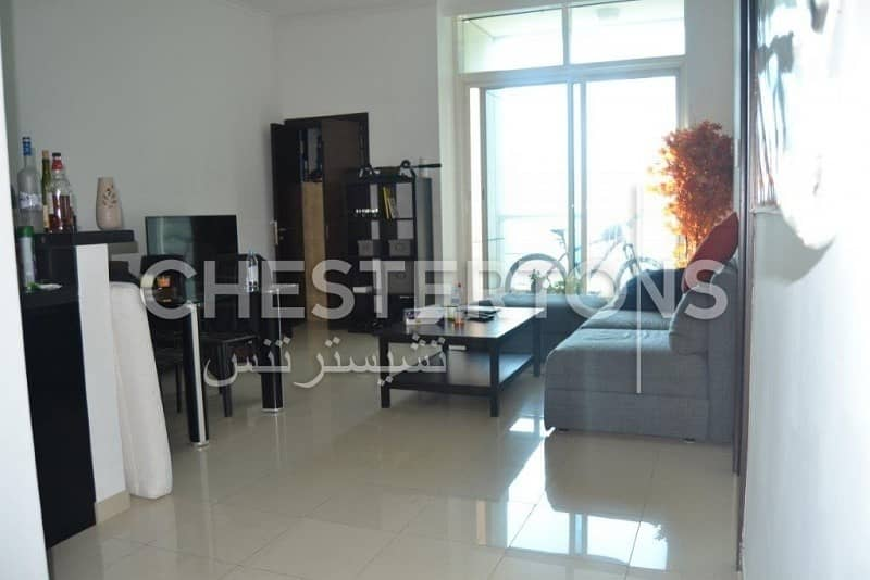 2 Cheapeast Fully furnished 1 BR with sea view