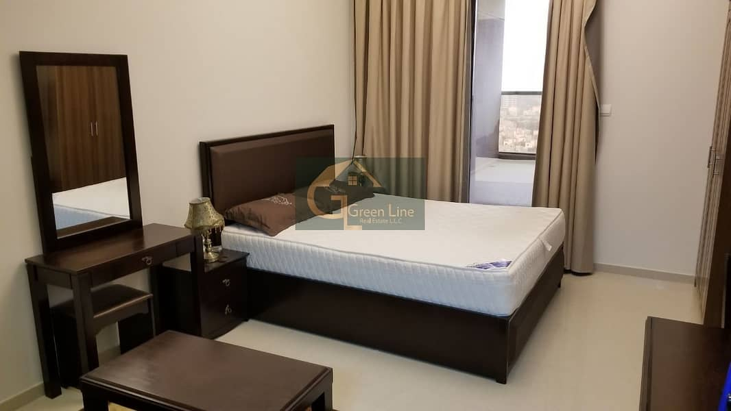 Spectacular Fully Furnished Studio With Amazing View