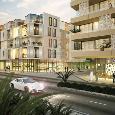 3 Bedroom Apartment for Sale in Mirdif, Dubai - Mirdiff Hills Apts Ready to Move in by July 2019 80% on HO