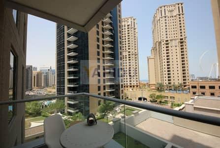 1 Bedroom Apartment for Rent in Dubai Marina, Dubai - Elegant Community One Bedroom Furnished
