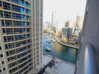 2 Bedroom Apartment for Rent in Dubai Marina, Dubai - Newly handed over on the higher floor 2 Bedroom