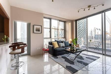 فلیٹ 2 غرفة نوم للبيع في وسط مدينة دبي، دبي - Top Floor | Furnished 2 Bed | 2 Parking
