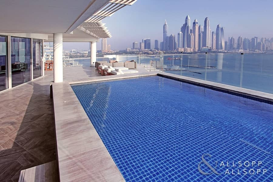 5* Luxury Penthouse | 3 Bed | High Floor