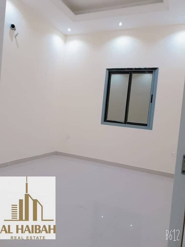 New villa for sale in the Emirate of Ajman at a great price and fantastic