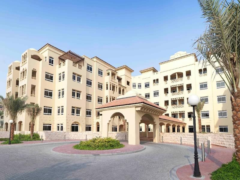 Al Badia Residences | One Month Free | 4 Cheques