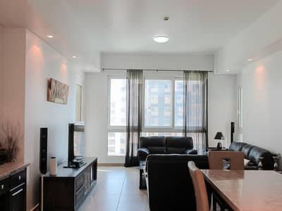Marina Residences 1 | 2BR Plus Maid | High Floor