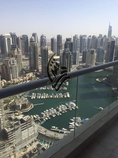 Huge 1 bedroom  apartment | Marina view | Unfurnished