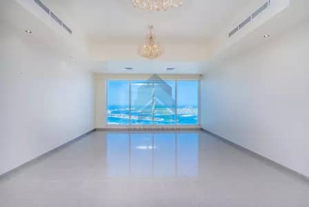 3 Bedroom Flat for Rent in Dubai Marina, Dubai - Classy 4BHK+Maids | Full Sea View | Spacious