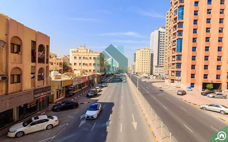 Ground Plus 10 Building For Sale In Ajman
