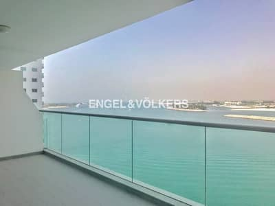 1 Bedroom Apartment for Sale in Palm Jumeirah, Dubai - Vacant |  Amazing Sea View|  Only 2% DLD