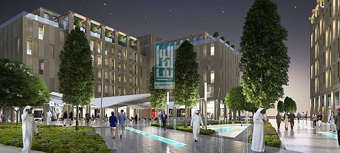 شقة 1 غرفة نوم للبيع في مويلح، الشارقة - luxury apartment for only  567k monthly