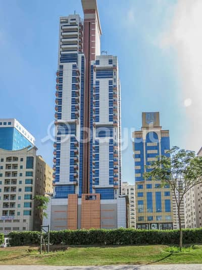 Al Mahattah 1 Building - No commission/ 1 month free/ 4-6 cheques/Parking free/ Price is negotiable