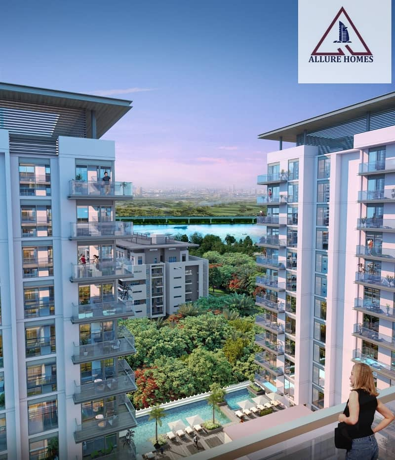 10 Ready To Move Now / Duplex /In MBR City 2 Years Post Handover