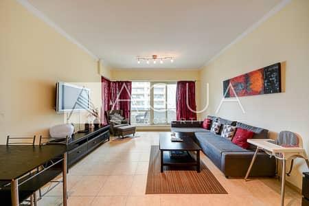 1 Bedroom Apartment for Sale in Dubai Marina, Dubai - Bright and Spacious   1 Bed in Al Majara