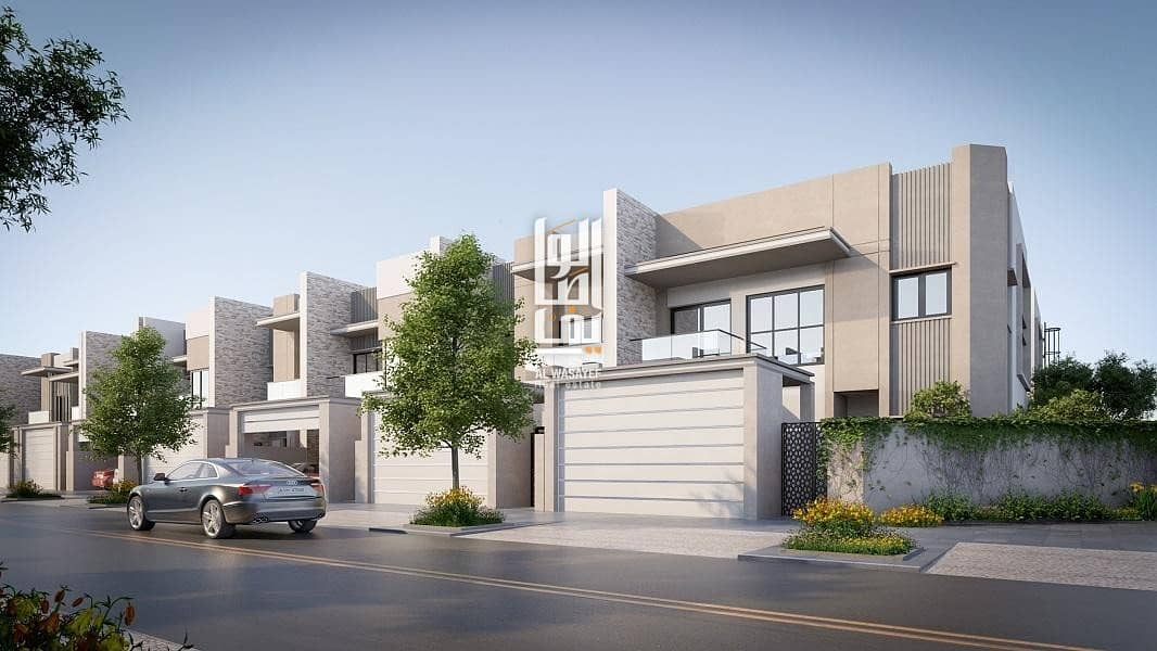 2Br town house| pay only 0.80% per month  | 5yrs post hand over plan