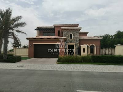 3 Bedroom Villa for Rent in Saadiyat Island, Abu Dhabi - Spectacular 4 BR Villa in Saadiyat Beach