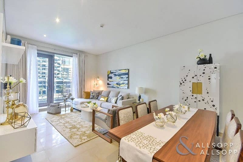 2 Full Marina View | Brand New Tower | 2 Bed