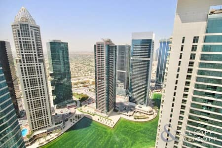 1 Bedroom Flat for Sale in Jumeirah Lake Towers (JLT), Dubai - 1 Bedroom Duplex   Top Floor   Lake View
