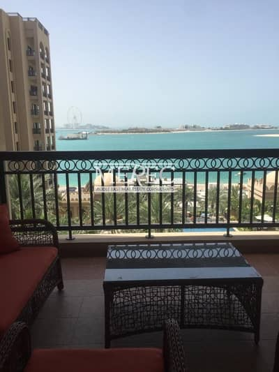 2 Bedroom Apartment for Rent in Palm Jumeirah, Dubai - Fully Furnished All Bills Inclusive Beach Club
