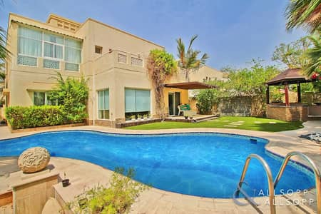 5 Bedroom Villa for Sale in The Meadows, Dubai - Exclusive | Skyline View | 5 Bed | Pool
