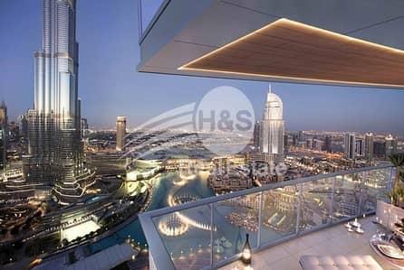 فلیٹ 2 غرفة نوم للبيع في وسط مدينة دبي، دبي - Premium residential tower| Opera District
