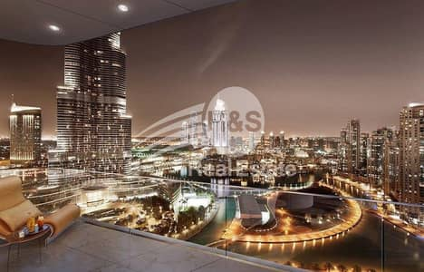 6 Bedroom Penthouse for Sale in Downtown Dubai, Dubai - THE SUPREME TOWER IN THE WHOLE MIDDLE EAST