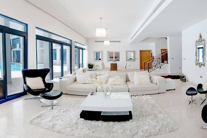 2 4 Bed Type 1C Villa Palma Residences Palm Jumeirah