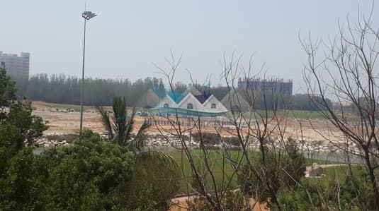 1 Bedroom Flat for Sale in Al Hamra Village, Ras Al Khaimah - Full golf and lagoon view one bedroom low floor