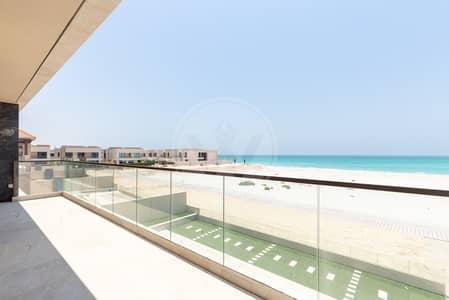 فیلا 7 غرفة نوم للبيع في جزيرة السعديات، أبوظبي - Absolute beachfront  | Amazing view!....