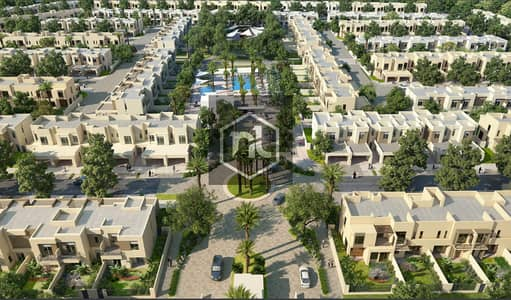 4 Bedroom Townhouse for Sale in Town Square, Dubai - Distress Deal | 4BR+Maid+Store | 120K less market price