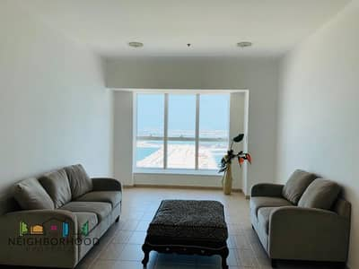 Sea View|2 Bedroom|Semi Furnished