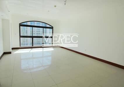 شقة 1 غرفة نوم للبيع في نخلة جميرا، دبي - Vacant | 1 Bedroom for Sale | High Floor