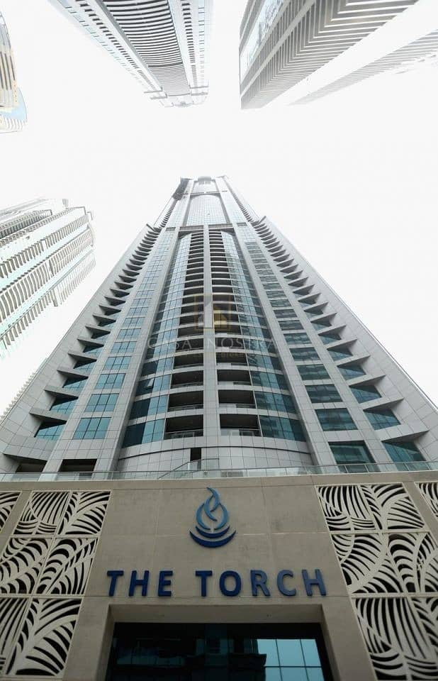 11 Bright and Spacious Vacant 2BR I Torch Tower