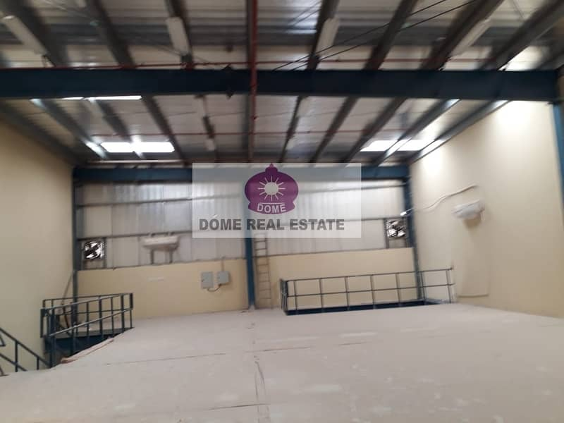 11 Well maintained Commercial   Warehouse available for rent in Nad Al Hamar