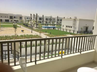 4 Bedroom Townhouse for Sale in Town Square, Dubai - Corner Unit | Opposite Pool N Park | 4BR+Maids
