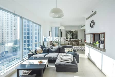 2 Bedroom Flat for Sale in Dubai Marina, Dubai - Partial Marina View | Low Floor | Exclusive