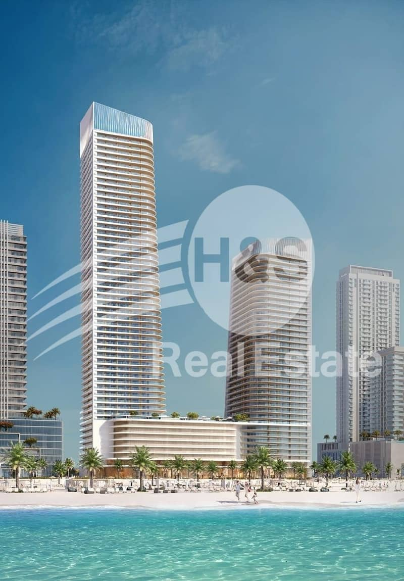 12 Prime Living with Seaview | Grand Bleu Tower
