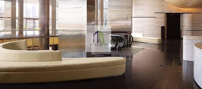 2 Bedroom Flat for Rent in Downtown Dubai, Dubai - High Floor  2 bed   Rent in Burj Vista 2
