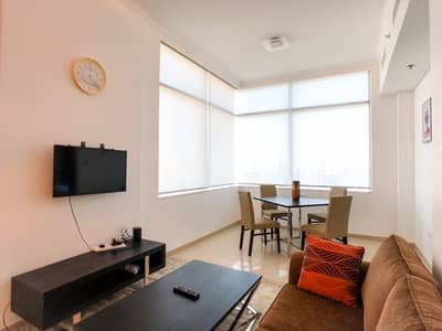 1 Bedroom Apartment for Rent in Dubai Marina, Dubai - Spacious 1-bedroom near beach on Dubai Marina