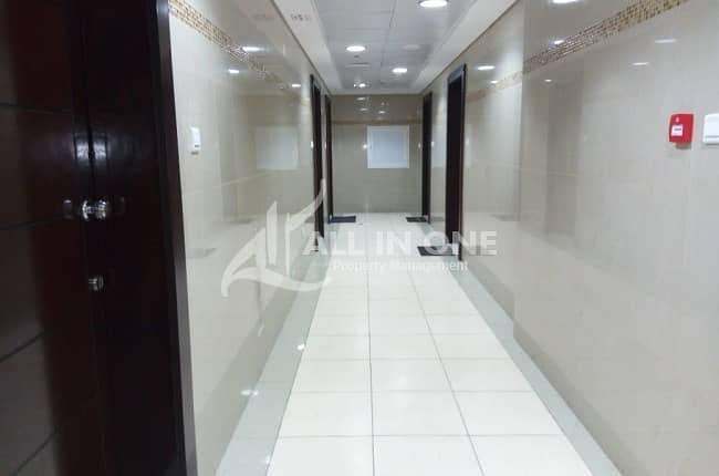 Brand New and Amazing Studio Unit in TCA @AED 55000 Yearly