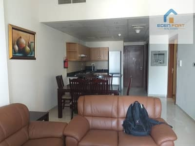 2 Bedroom Apartment for Rent in Dubai Sports City, Dubai - A Lovely Fully Furnished 2 BHK for Rent in Elite 8