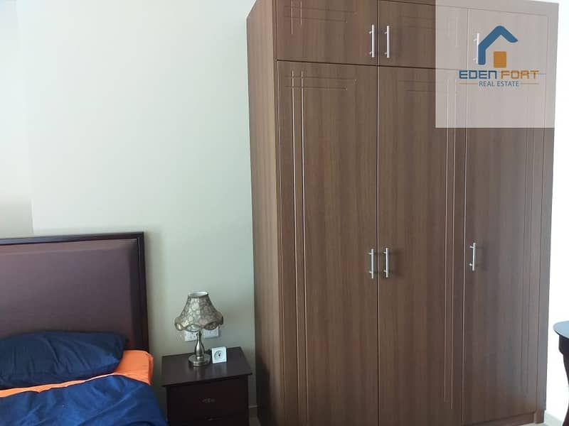 2 A Lovely Fully Furnished 2 BHK for Rent in Elite 8
