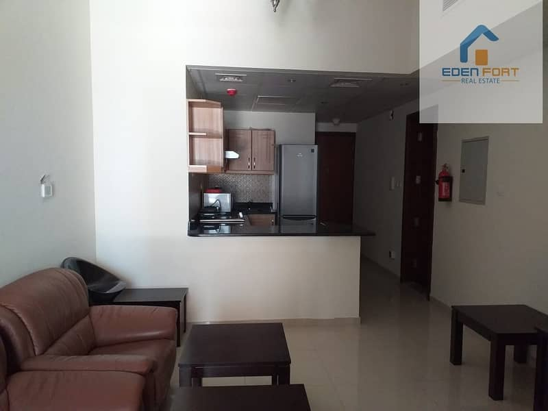 2 Amazing Layout 1BHK Fully Furnished in Sports City