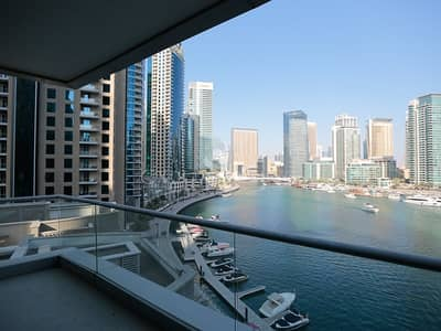 3 Bedroom Apartment for Sale in Dubai Marina, Dubai - Full Marina Views 3 Bed with Maidsroom in Delphine