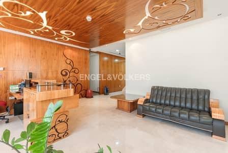 مکتب  للبيع في أبراج بحيرات جميرا، دبي - Fully Furnished | High End Office Space
