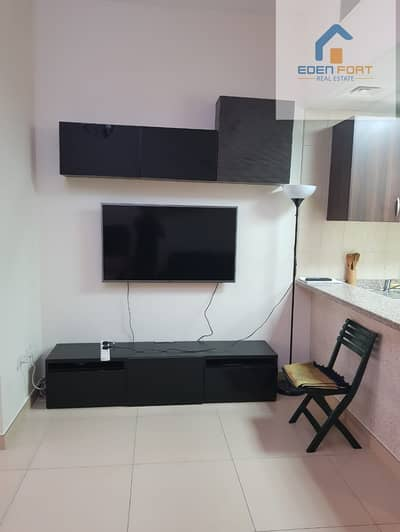 Studio for Rent in Dubai Sports City, Dubai - Fully Furnished Beautiful Studio for Rent in Stadium Point