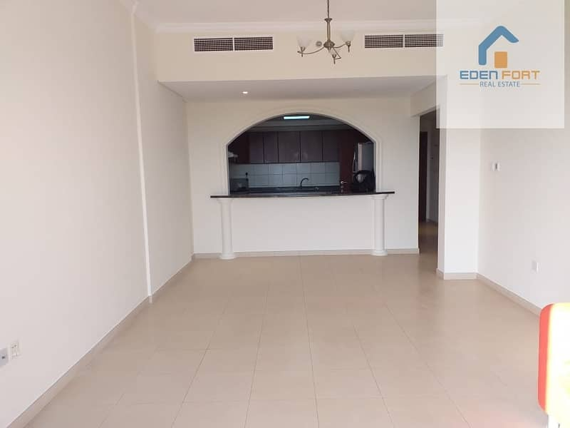 2 Beautiful 1BHK in Sports City with stunning views